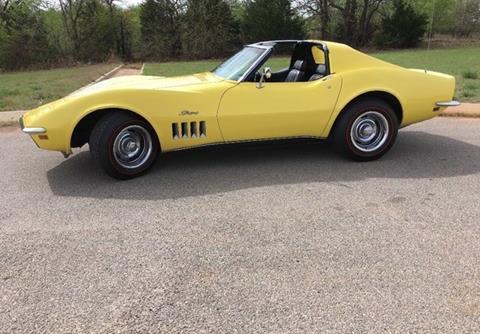 1969 chevrolet corvette for sale in spokane wa carsforsale com