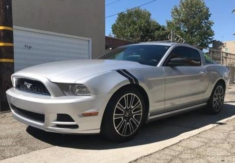 2013 Ford Mustang for sale in Calabasas, CA