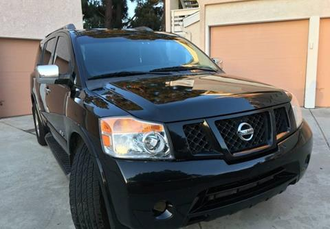 2009 Nissan Armada for sale in Calabasas, CA