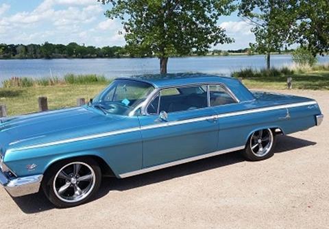 1962 Chevrolet Impala For Sale Carsforsale Com
