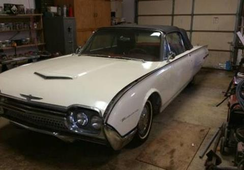 1962 Ford Thunderbird for sale in Calabasas, CA