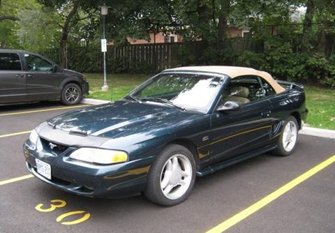 Used 1994 Ford Mustang For Sale In Amarillo Tx Carsforsale Com
