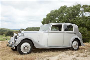 1938 Rolls-Royce 25 30