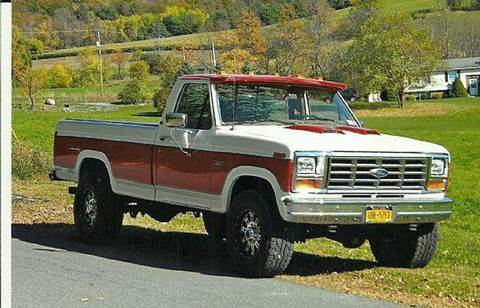 1985 ford f 250 for sale carsforsale com rh carsforsale com 1980 Ford F -150 4x4 1982 Ford 4x4