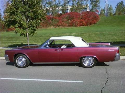 1962 Lincoln Continental For Sale - Carsforsale.com®