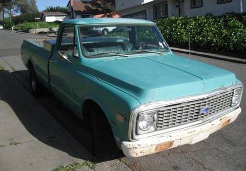 1971 Chevrolet C/K 10 Series for sale in Calabasas, CA