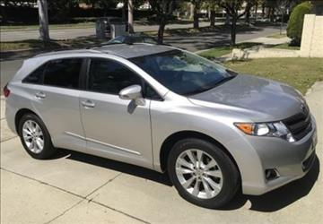 2014 Toyota Venza for sale in Calabasas, CA