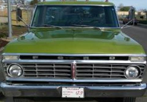 1973 Ford F-250 for sale in Calabasas, CA