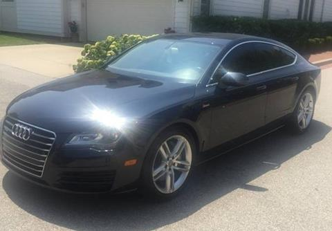 2012 Audi A7 for sale in Calabasas, CA