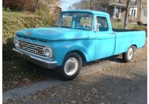 1964 Ford F-250 for sale in Calabasas, CA