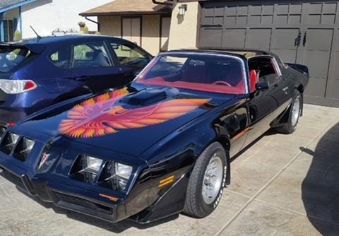 1979 Pontiac Firebird for sale in Calabasas, CA