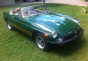 1979 MG B for sale in Calabasas, CA