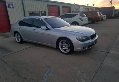 2007 Bmw 7 Series For Sale In Calabasas Ca Carsforsale