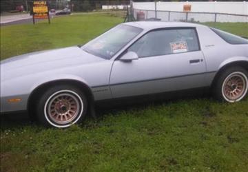 1982 Chevrolet Camaro For Sale Carsforsale Com