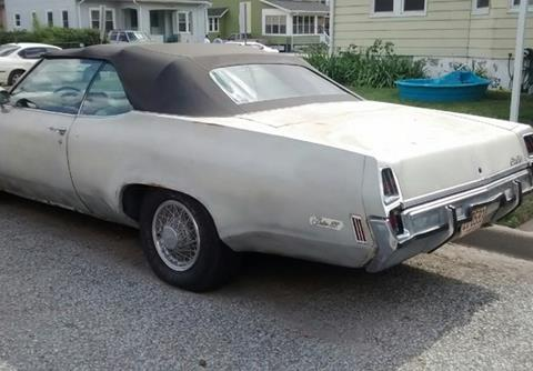 1972 Oldsmobile Delta Eighty-Eight Royale