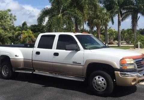 2003 GMC Sierra 3500 for sale in Calabasas, CA