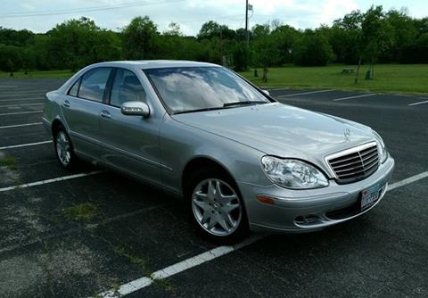 2003 Mercedes-Benz S-Class for sale in Calabasas, CA