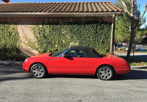2003 Ford Thunderbird for sale in Calabasas, CA
