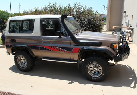 Charming 1985 Toyota Land Cruiser For Sale In Calabasas, CA