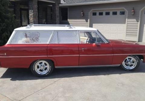 1966 Chevrolet Nova for sale in Calabasas, CA
