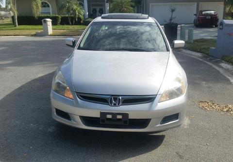 2007 Honda Accord for sale in Calabasas, CA