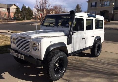 Land Rovers For Sale >> 1990 Land Rover Defender For Sale In Calabasas Ca