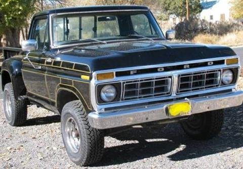 1977 Ford F-150 for sale in Calabasas, CA