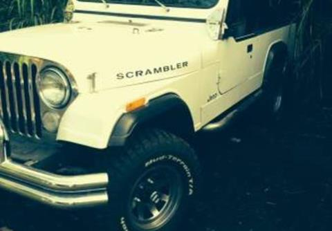 1982 Jeep CJ-8 for sale in Calabasas, CA