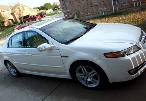 2008 Acura TL for sale in Calabasas, CA