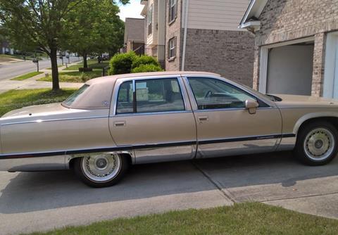 Cadillac Fleetwood For Sale >> 1993 Cadillac Fleetwood For Sale In Calabasas Ca