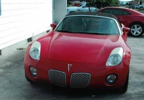 2006 Pontiac Solstice for sale in Calabasas, CA