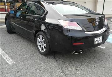 2013 Acura TL for sale in Calabasas, CA
