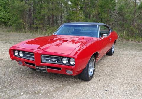1969 Pontiac GTO for sale in Calabasas, CA