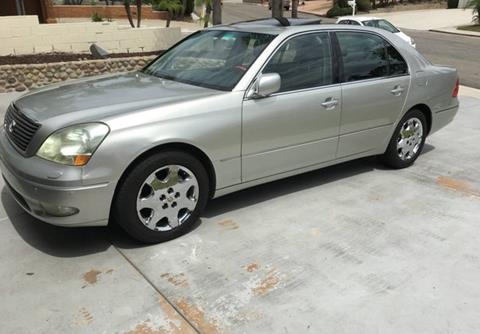 2002 Lexus LS 430 for sale in Calabasas, CA