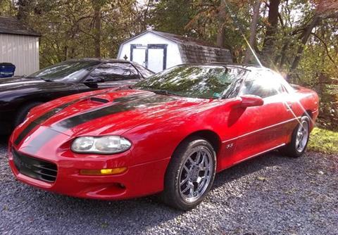 2001 Chevrolet Camaro For Sale In Calabasas Ca