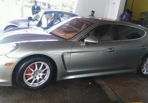 2010 Porsche Panamera for sale in Calabasas, CA