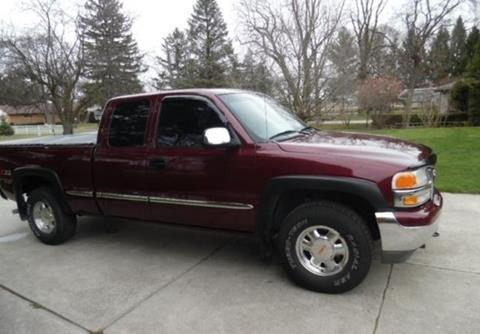 2002 GMC Sierra 1500HD Classic for sale in Calabasas, CA