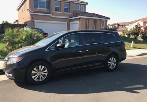 2016 Honda Odyssey for sale in Calabasas, CA