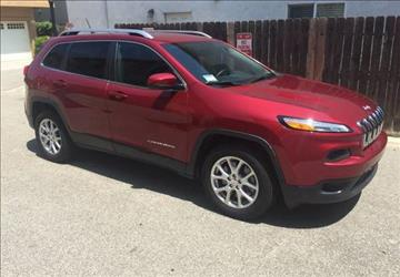 2015 Jeep Cherokee for sale in Calabasas, CA