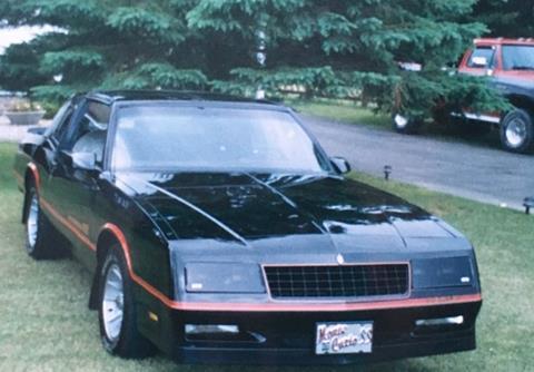Used 1986 Chevrolet Monte Carlo For Sale Carsforsale Com