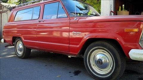 1974 Jeep Cherokee for sale in Calabasas, CA