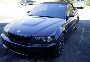 2003 BMW M3 for sale in Calabasas, CA
