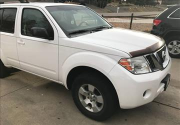 2008 Nissan Pathfinder for sale in Calabasas, CA
