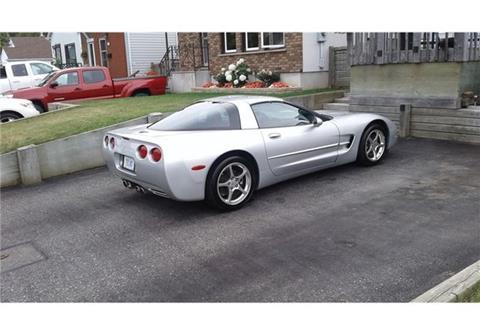 2002 Chevrolet Corvette for sale in Calabasas, CA