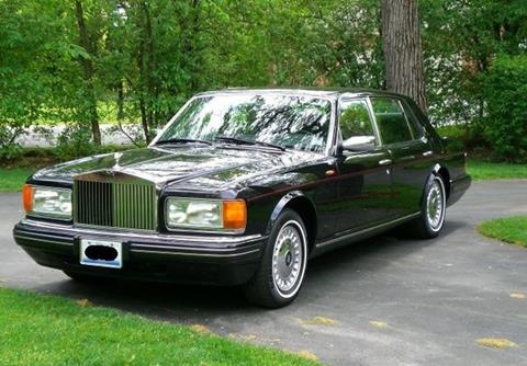 1996 Rolls-Royce Silver Spur for sale in Calabasas, CA