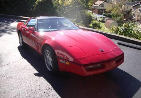 1988 Chevrolet Corvette for sale in Calabasas, CA