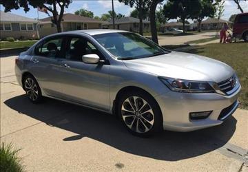 2015 Honda Accord for sale in Calabasas, CA