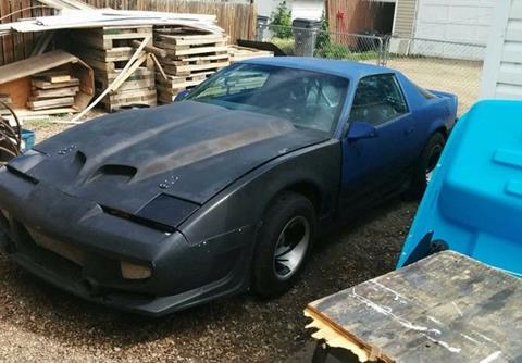 Used 1985 Chevrolet Camaro For Sale Carsforsale Com