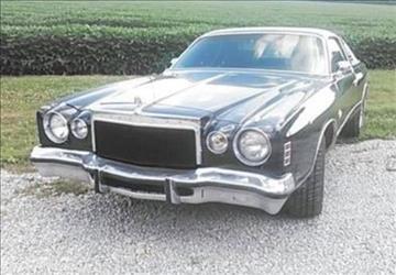 Chrysler Cordoba For Sale Carsforsale Com