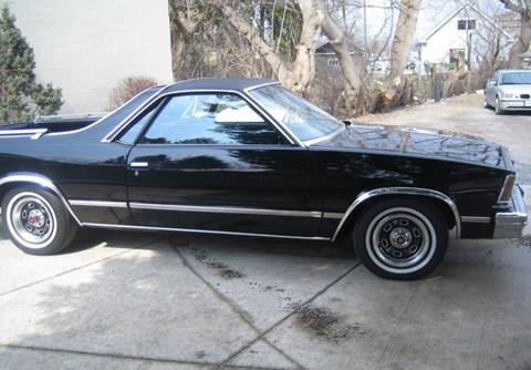 Used 1979 Chevrolet El Camino For Sale In Mississippi